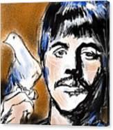 Ringo Canvas Print