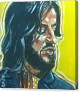 Ringo Starr Canvas Print