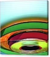 Rings # 3 Canvas Print
