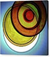 Eclipse-2 # 2 Canvas Print