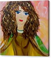 Rinna Bella Canvas Print