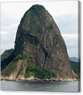 Rio De Janeiro IIi Canvas Print