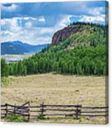 Rio Grande Headwaters #2 Canvas Print