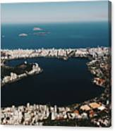 Rio In Contrast Canvas Print