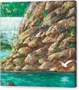 Rio La Plata Canvas Print