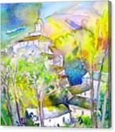Rioja Spain 04 Canvas Print