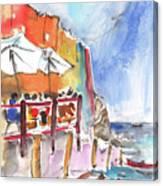 Riomaggiore In Italy 03 Canvas Print