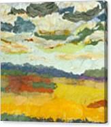 Ripening Prairies Canvas Print