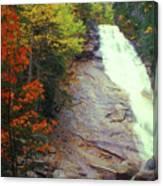 Ripley Falls Autumn Canvas Print