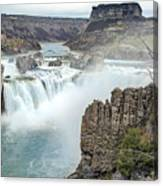 Ripping Shoshone Falls Canvas Print