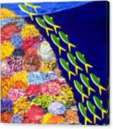 Rising Shoal IIi Canvas Print