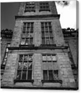 Hardwick Hall - Rising To The Sky Canvas Print