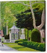 Rittenhouse Square Canvas Print