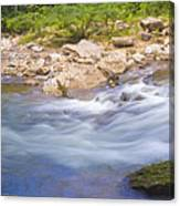 River Bend Canvas Print