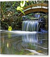 River Of Eternity Canvas Print