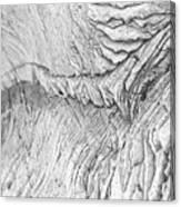River Of Rock Canvas Print