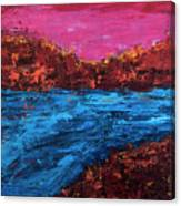 River Run Canvas Print