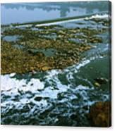 River Subernarekha Canvas Print