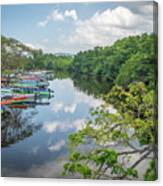 River Views Canvas Print
