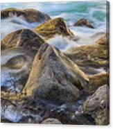 Riverbank Canvas Print