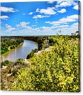 Riverbend Canvas Print