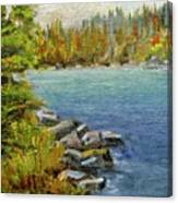 Riverbend Canvas Print