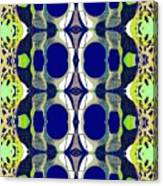 Riverdale Blue Green Canvas Print