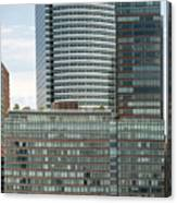 Riverhouse, One Rockefeller Park At 2 River Terrace In Battery Park City Canvas Print