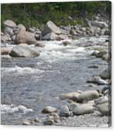 Rivers Of New Hampshire Canvas Print