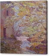 Riverside Colmar France Canvas Print