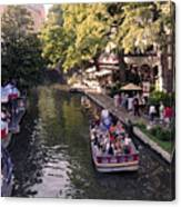 Riverwalk IIi Canvas Print