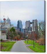 Riverwalk - Philadelphia Canvas Print