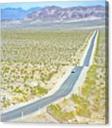 Road Trip 1 Canvas Print