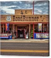 Roadrunner Canvas Print