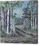 Roads End Canvas Print