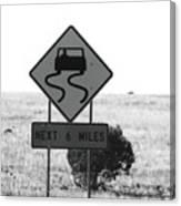 Roadtrip 7 Canvas Print