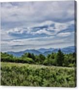 Roan Mountain 1 Canvas Print