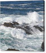 Roaring Water Canvas Print