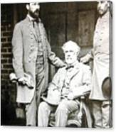 Robert E Lee Canvas Print