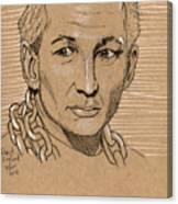 Robert Englund Canvas Print