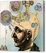 Robert Fludd, 1574-1637 Canvas Print