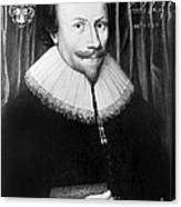 Robert Fludd, Physician, Astrologer Canvas Print