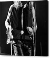 Robert Plant-0064 Canvas Print
