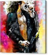 Robert Plant 03 Canvas Print