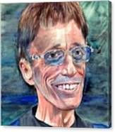 Robin Gibb Bee Gees Canvas Print
