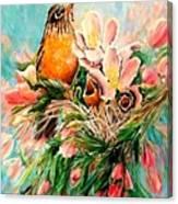 Robin Hood Canvas Print