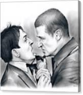 Robin Lord Taylor Canvas Print