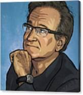 Robin Williams Canvas Print