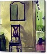 Robin's Chair Canvas Print