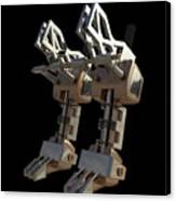Robotic Limbs Canvas Print